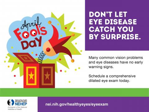 image tagged with eye, infographic, nehep, national eye health education program, vision, …;