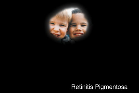image tagged with young, smiles, smiling, kids, retinitis pigmentosa, …;