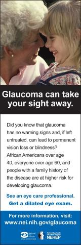image tagged with dilated eye exam, glaucoma, nehep, eye health, national eye health education program