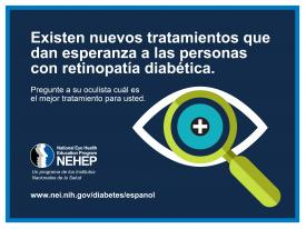 image tagged with treatment, nih, infographic, diabetic eye disease, nehep, …;