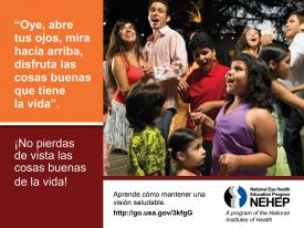 image tagged with healthy, nehep, national eye health education program, latino, children, …;