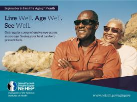 image tagged with nehep, eye, national eye health education program, sunglasses, nih, …;