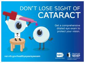 image tagged with exam, infographic, vision, sight, cataracts, …;