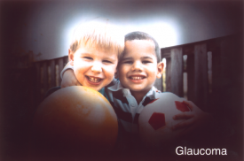 image tagged with smiling, lens, ball, simulation, kids, …;