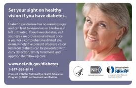 image tagged with vision loss, eye health, national eye health education program, nehep, diabetes, …;