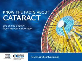 image tagged with cataract, nehep, nih, national eye health education program, cataracts, …;